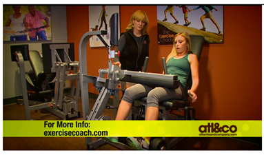NBC Atlanta in Studio with Tricia Robertson and Katie Sanders - A 20 minute workout? Really?