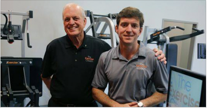 Father and Son Team Launch High-Tech Gym in Brentwood, TN