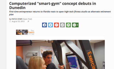 Krysti Kovarik Brings Smart Gym Technology to Tampa, FL