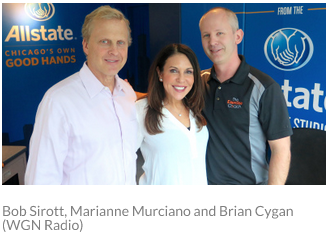 WGN Radio 720 - Brian Cygan featured on The Business Lunch - segment starts at 24:48