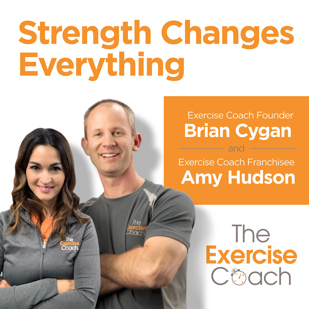 Strength Changes Everything Podcast
